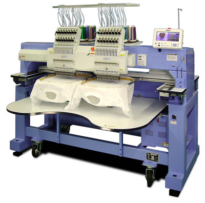Prodigi Embroidery machine